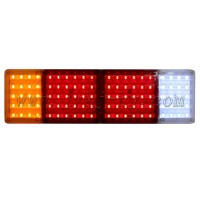 12v 24 volt sitaiers/fams aoweis/howos truck LED tail lamp