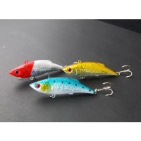 3PCS Fishing Lures Crankbaits Hooks Minnow Baits Tackle 3 Inch/7.5 cm