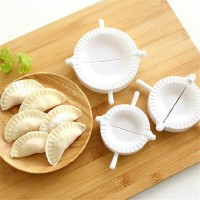 Home Kitchen Dumpling Tools Mould Maker Wrapper Dough Cutter Device Jiaozi