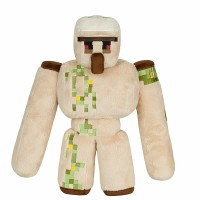 2017 New Minecraft Plush Toys 36CM Minecraft Iron Golem Plush Toy Doll Soft Stuffed Toys for Kids Children Christmas Gift
