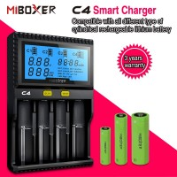 Miboxer C4 battery charger