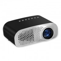 New Mini WIFI Projector Full HD 1080P Home theater projecting camera LED video home Multimedia GP802 Free Shipping