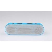 2017 Hottost Hand Free Calling TF Card Portable Outdoor Wireless Bluetooth XL Pill Speaker for Phone , Pad , PSP , PC