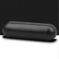 2017 Latest Hand Free Calling Portable Outdoor Wireless Bluetooth Plus Pill Speaker for Phone , Pad , PSP , PC