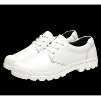 men casual sports shoes handmade genuine leather white/black lace-up men shoes thick sole Zapatos Hombre big size 38-47 sneakers