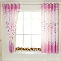 1 Piece of Ready Made Curtain Printed Window Curtains/Draperies for Living Room/Kitchen/Baby Room
