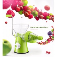 High Quality Home Manual Juicer Fruit Squeezer 100% Healthy Natural Fruit Juice Easy To Operate