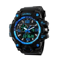 Big Dial Digital Watch S SHOCK Men Military Army Watch Water Resistant LED Sports waterproof Watches
