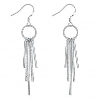 Fashion women geometry earrings ear hook E026