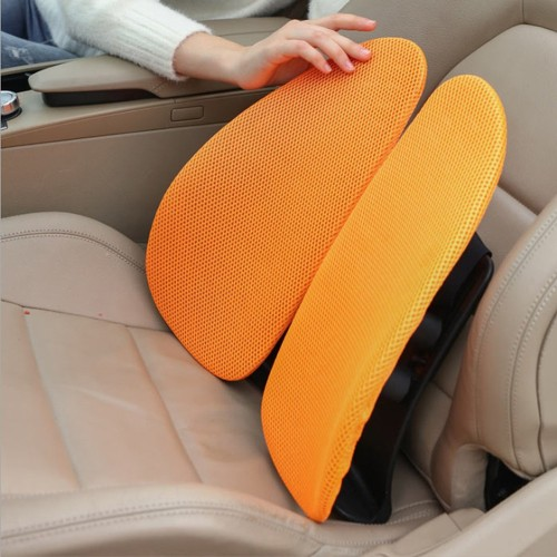 Breathable Back Waist Lumbar Support Office Car Seat Cushions