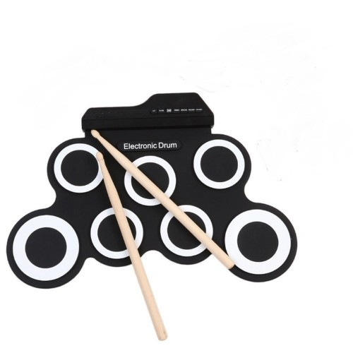 7 in 1 Electronic Drum Pad