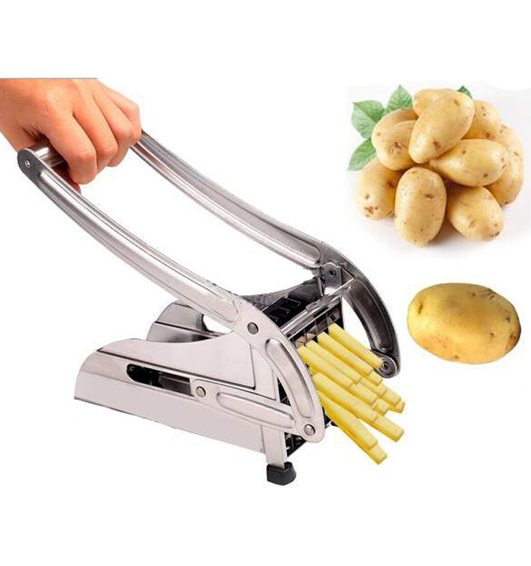 2016 Home Stainless Steel French Fry Cutter Cutting Device